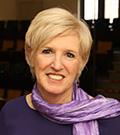 Die Autorin Geri Scazzero