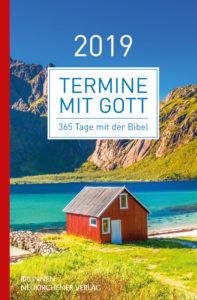 Cover: Termine mit Gott 2019
