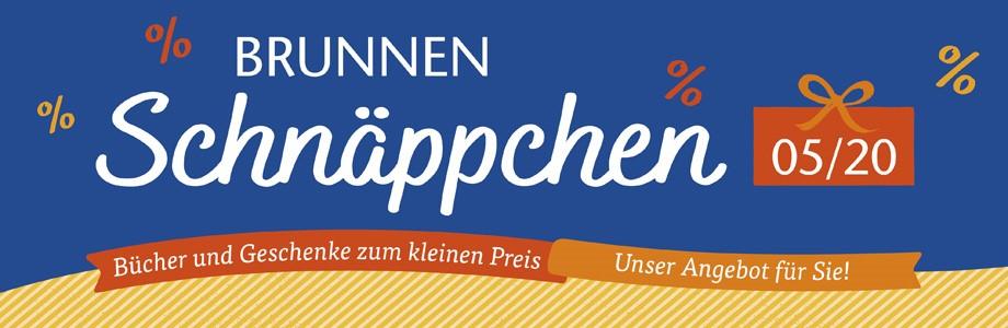 Banner: Schnäppchenmailing 05/2020
